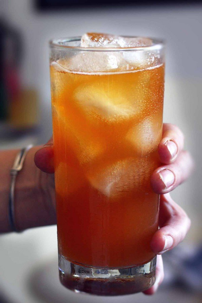 Earl Grey Infused Vodka And Lemonade Recipe Fiction