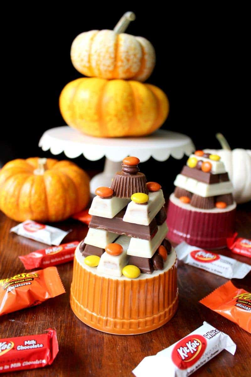 Halloween Candy Ideas Make Your Own Candy Castle