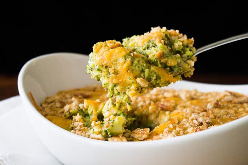 Easy Broccoli Cheese Soup Recipe