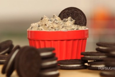 oreo cookie dough dip