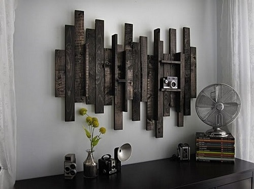 diy pallet living room 1