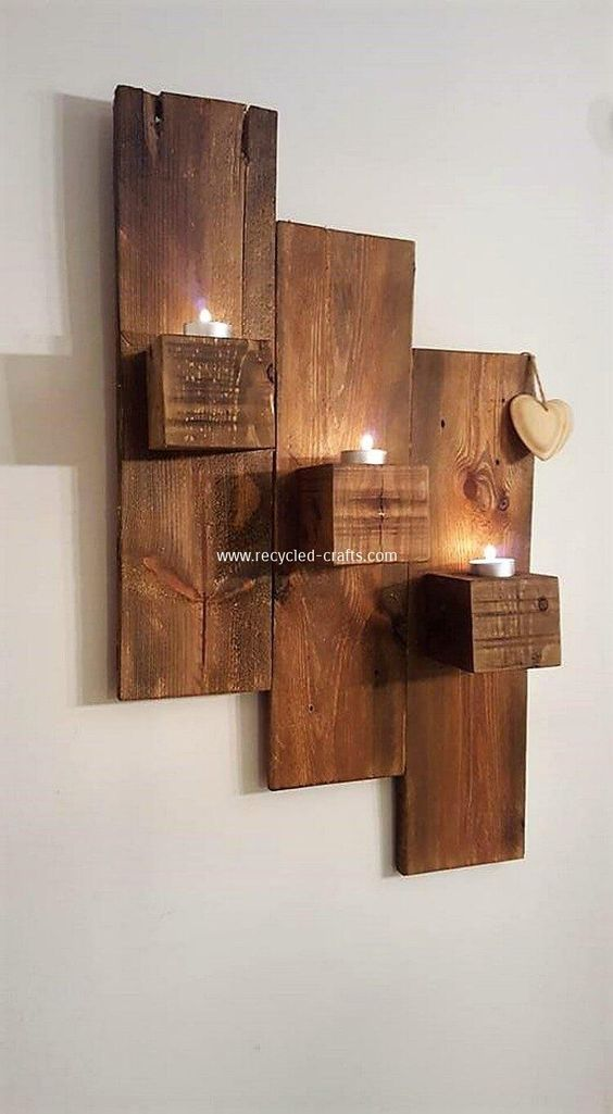 diy pallet living room 14