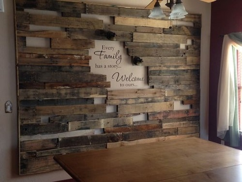 diy pallet living room 2