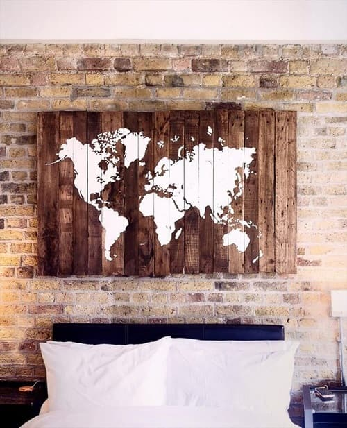 diy pallet living room 5