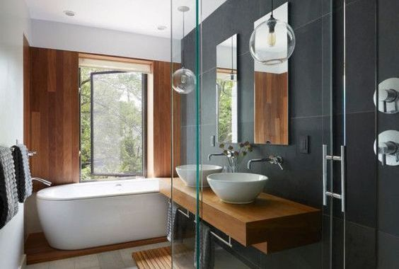 earthy bathroom 11