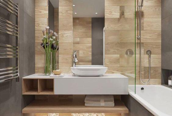 earthy bathroom 13