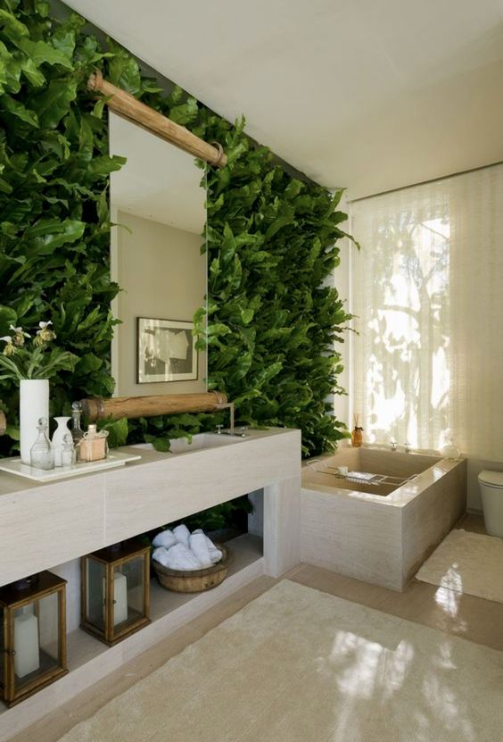 earthy bathroom 17