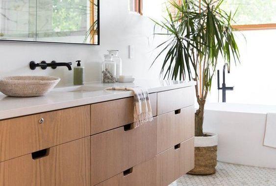 earthy bathroom 2