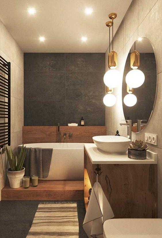 earthy bathroom 8