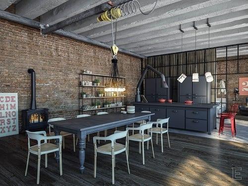 industrial kitchen 9