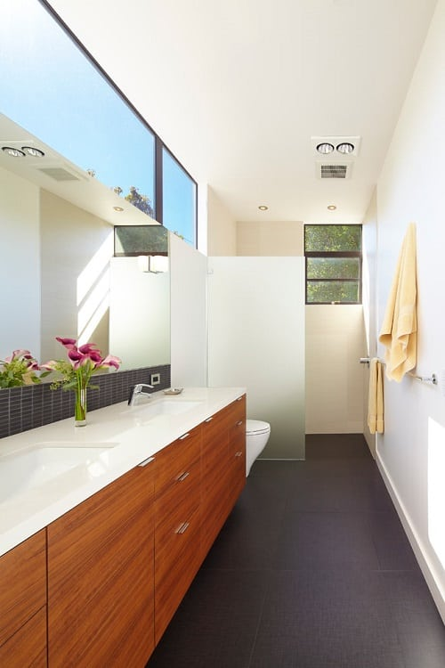 long narrow bathroom 5