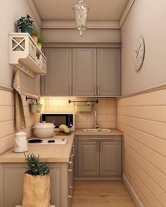 minimalist kitchen 9