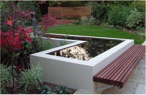 minimalist pond 13