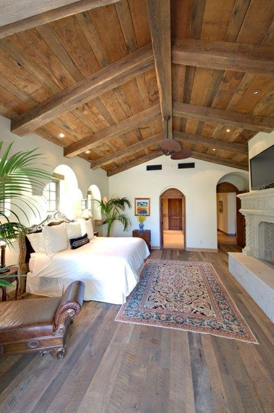 rustic bedroom 19