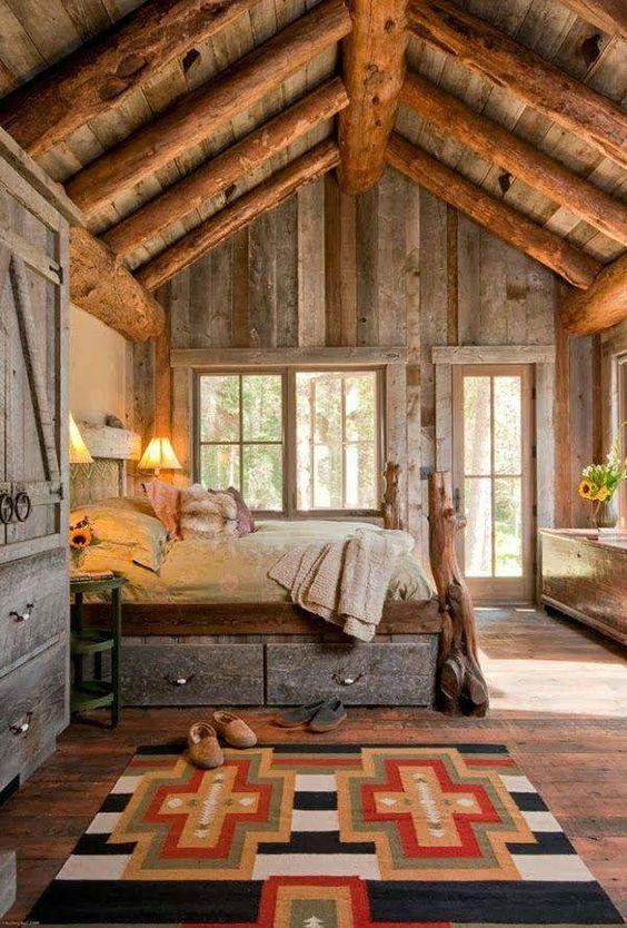 rustic bedroom 21
