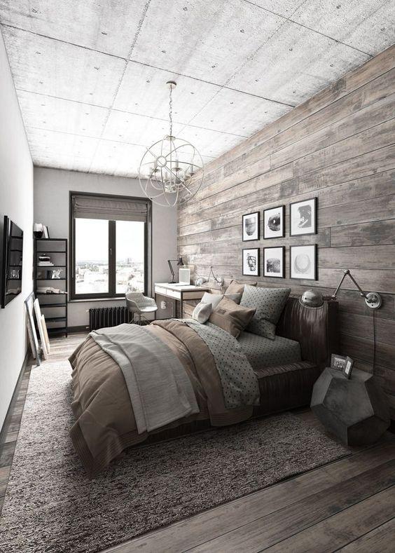 rustic bedroom 5
