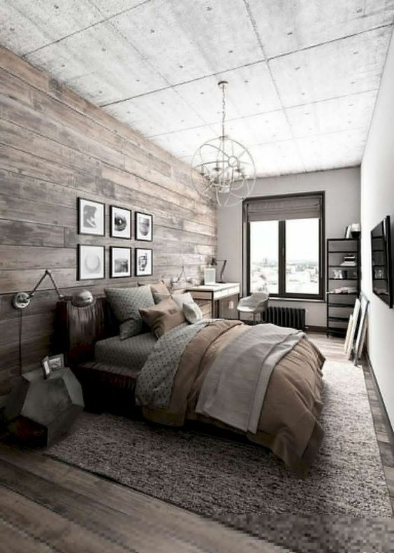 rustic bedroom 6