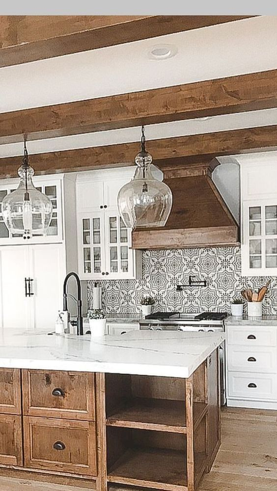 rustic kitchen decor 12