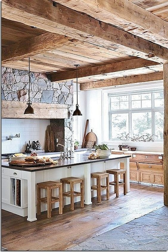 rustic kitchen decor 4