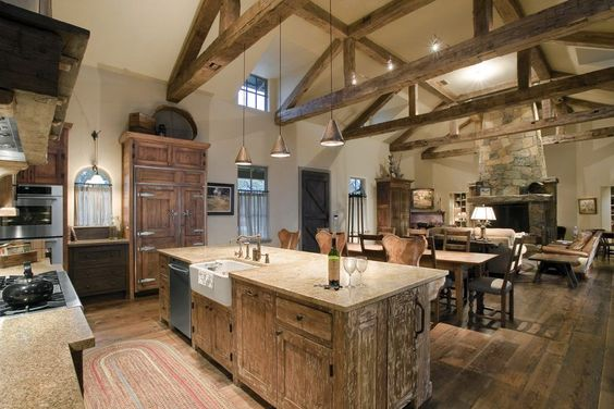 rustic kitchen decor 7