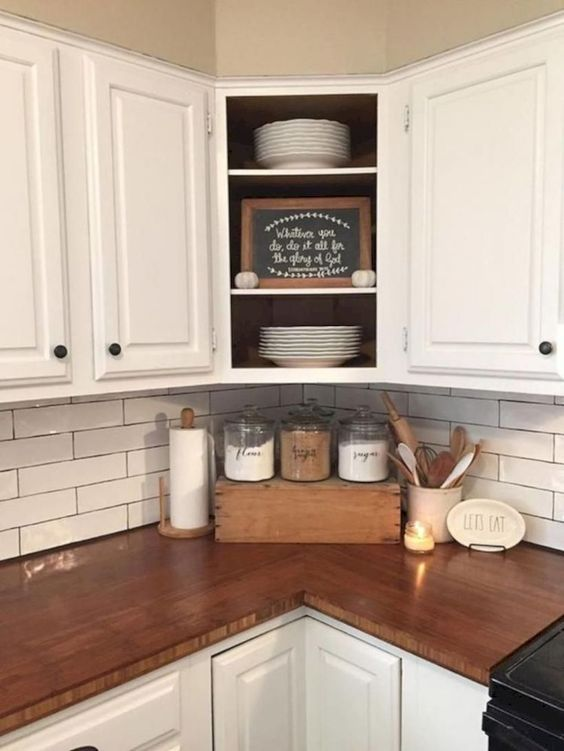 Kitchen Countertop on a Budget 1