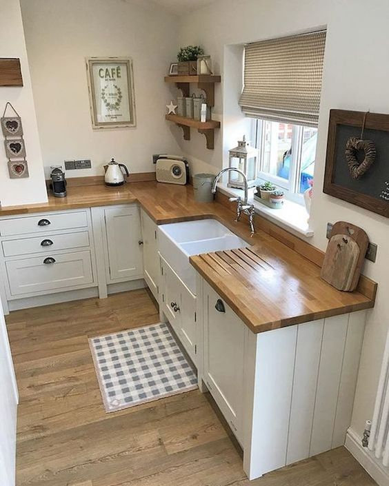 Kitchen Countertop on a Budget 10