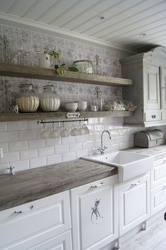 Kitchen Countertop on a Budget 13