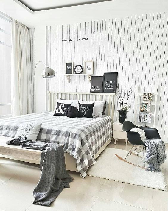 Minimalist Bedroom Design 12