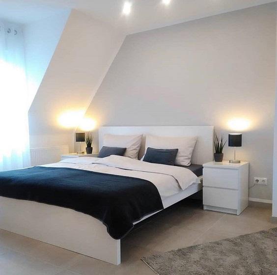 Minimalist Bedroom Design 3