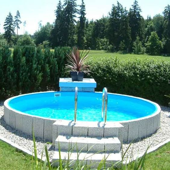 above ground swimming pool 20