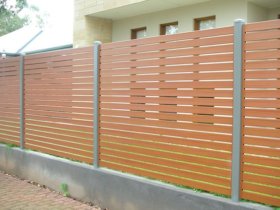 cedar fencing ideas 21