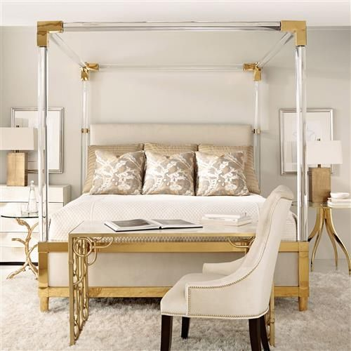 gold bedroom ideas 3