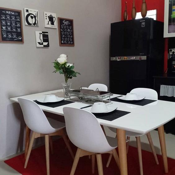 minimalist dining room 14