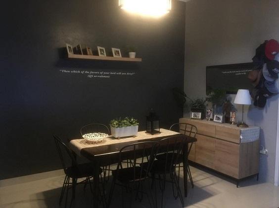 minimalist dining room 15