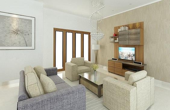 minimalist living room design 2