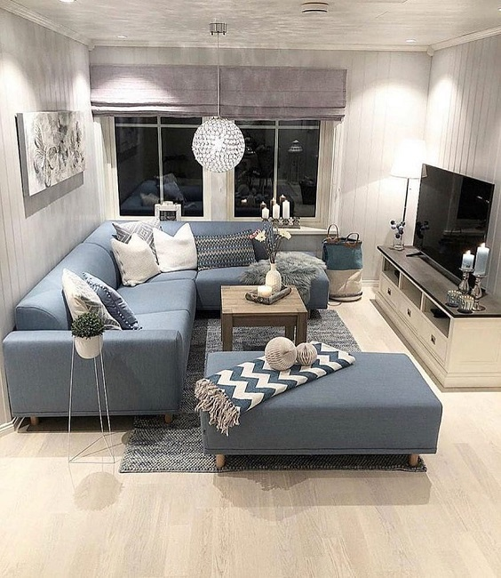 minimalist living room design 4