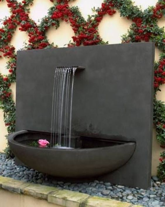 modern fountain ideas 12