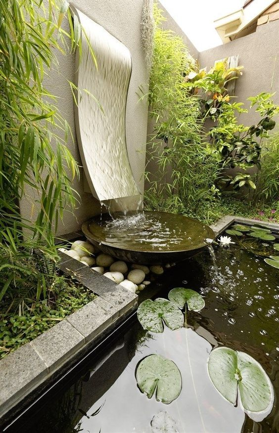 modern fountain ideas 13
