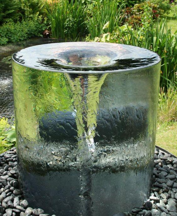 modern fountain ideas 14