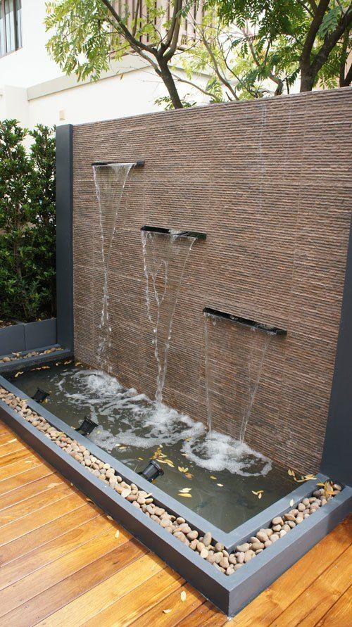 modern fountain ideas 20