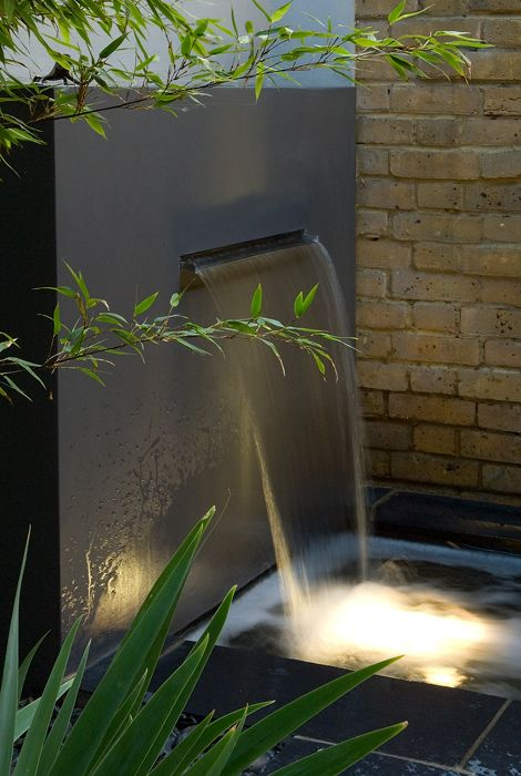 modern fountain ideas 23