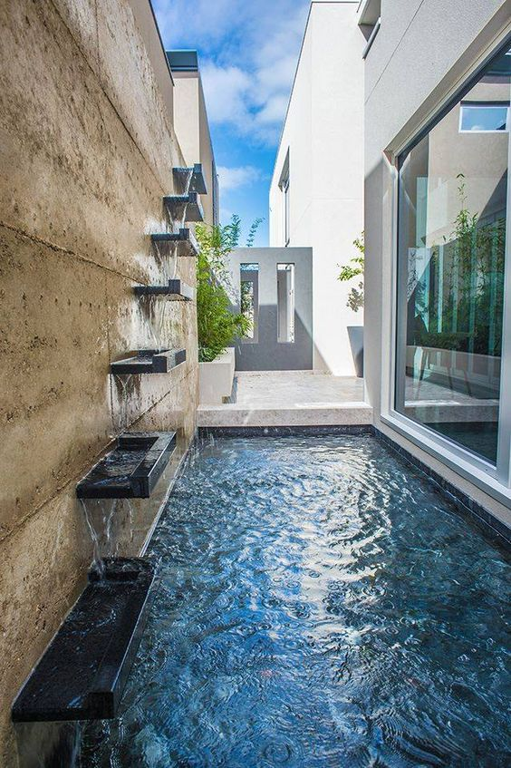 modern fountain ideas 25