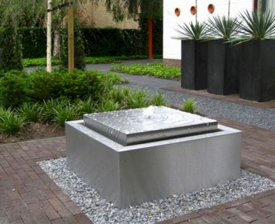 modern fountain ideas 3
