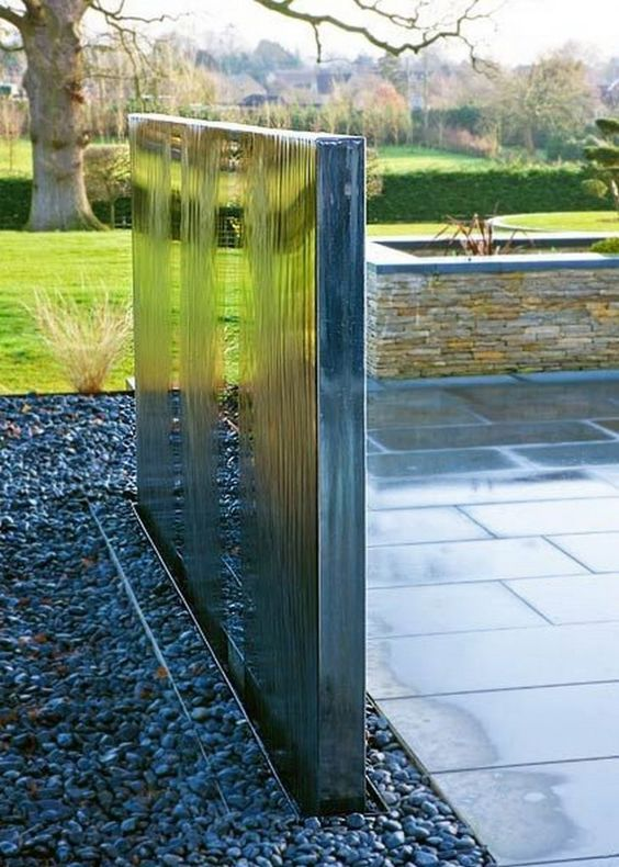 modern fountain ideas 7