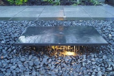modern fountain ideas feature