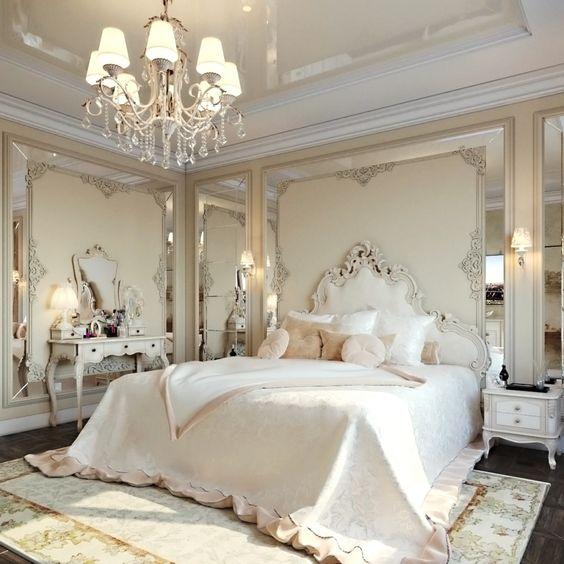 modern french bedroom 14