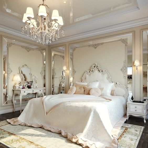 modern french bedroom 14