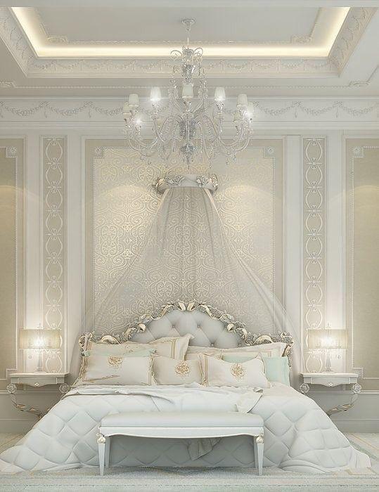 modern french bedroom 15
