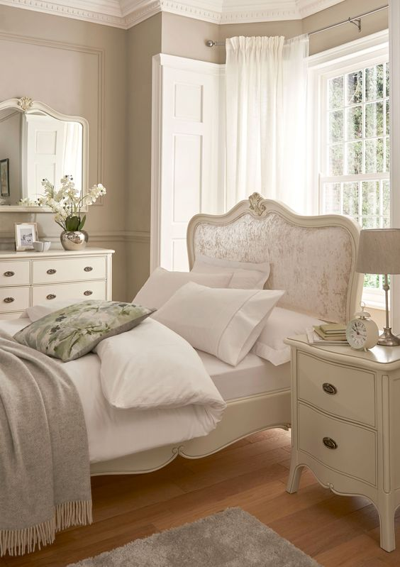 modern french bedroom 24