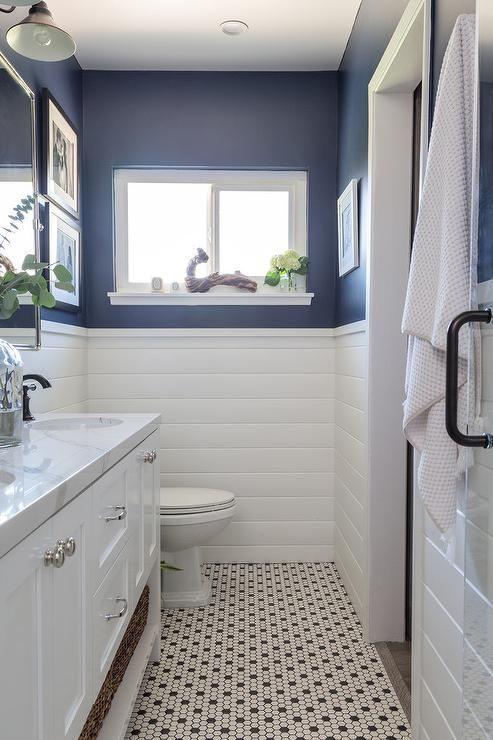 navy bathroom 1